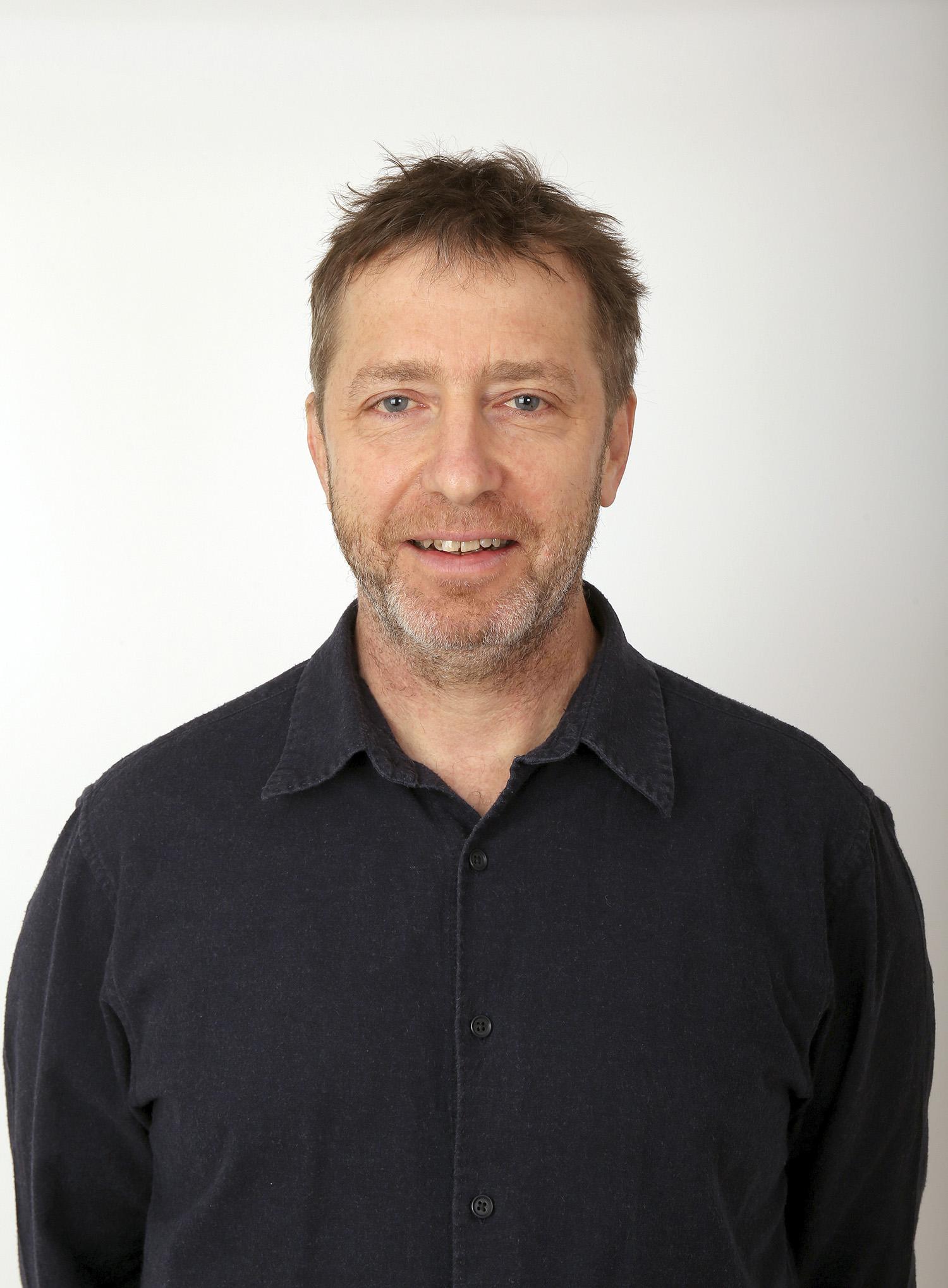 Author Jeremy Narby