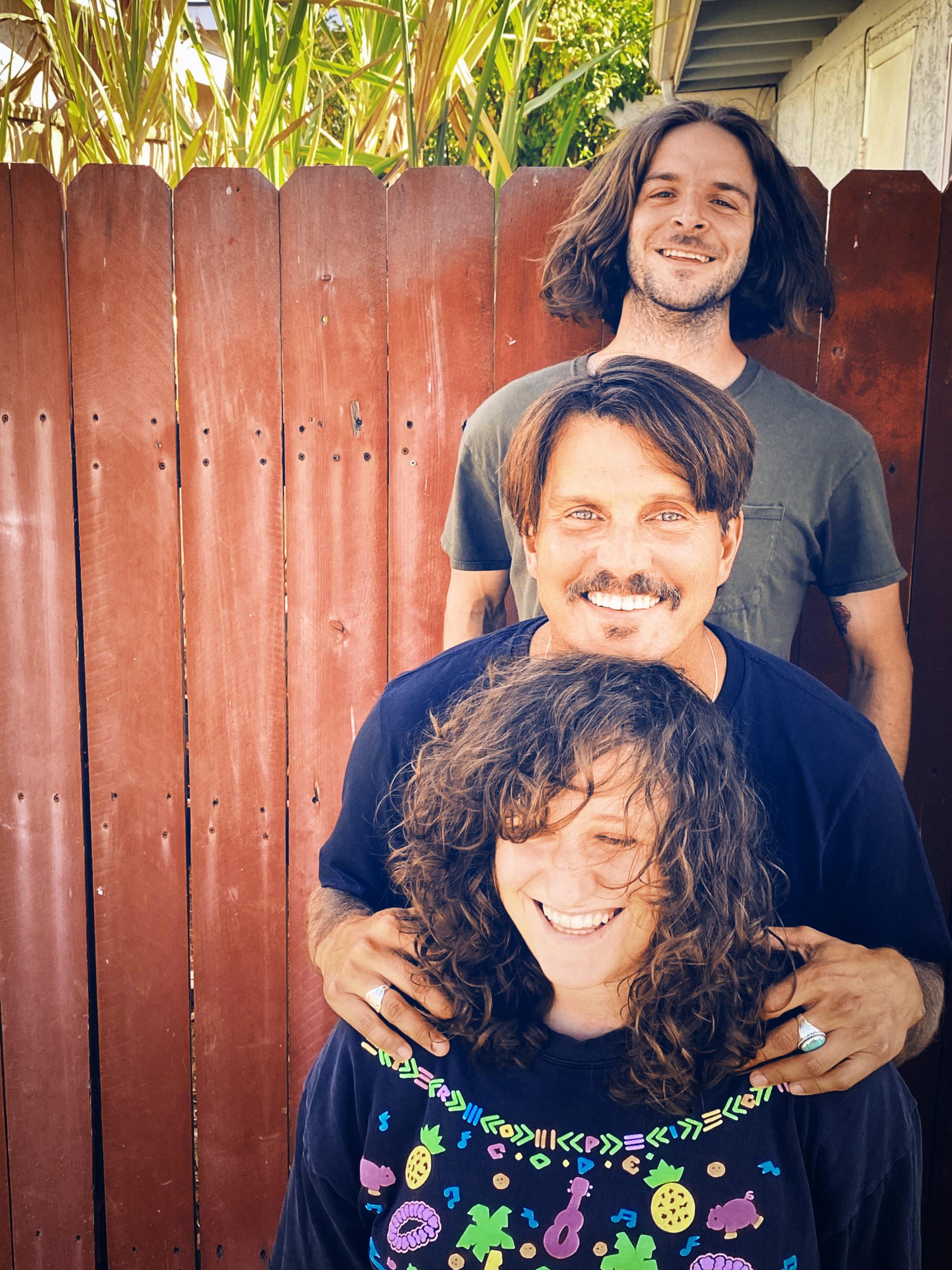 Smiling band photo